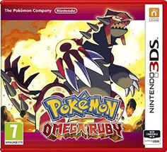 Pokemon Omega Ruby and Pokemon Alpha Sapphire are remakes of the 2003 Game Boy Advance games. Pokemon Alpha, 3ds Pokemon, Pokemon Rayquaza, Pokemon Omega Ruby, Pokemon Games, Pokemon Fan, Pikachu, Nintendo 3ds New, Hoenn Region