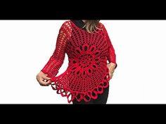 Fabulous Crochet a Little Black Crochet Dress Ideas. Georgeous Crochet a Little Black Crochet Dress Ideas. Crochet Bolero, Crochet Tunic, Crochet Stitches, Crochet Hooks, Knit Crochet, Crochet Patterns, Easy Crochet, Black Crochet Dress, Crochet Skirts