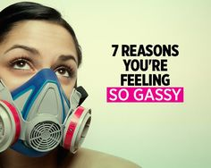 If you're dealing with more frequent gas than usual, your body might be trying to send you some hints about how it's functioning. Read on to see if one of these culprits is behind your sudden stinkiness. Health And Wellness, Health Tips, Health Fitness, Women's Health, Natural Gas Relief, Gassy Foods, Gas Remedies, Natural Remedies, Passing Gas
