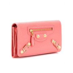 mytheresa.com - Giant Money leather wallet - wallets - small leather goods - accessories - Luxury Fashion for Women / Designer clothing, sho...