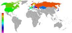 World Rankings - Cross Country Skiiing