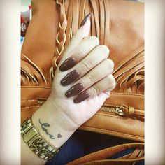 Gelish 'Want to cuddle'