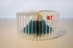 360°Book Fujiyama  Digital Fabrication fab