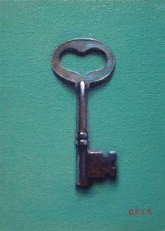 Julie Beck. Chroma Key 1