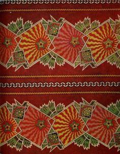 Soviet Fabric, 1920s-1930s. 8