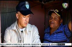 Ministro De Medio Ambiente Visita Valle Nuevo A Horas De Vencer Plazo De Desalojo