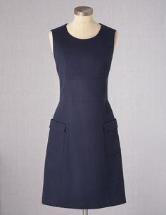 Retro Pocket Dress, cotton, Boden $128