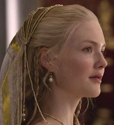 Los Borgia, Lucrezia Borgia, The Borgias, Pelo Vintage, Holliday Grainger, Natural Blondes, Princess Aesthetic, Renaissance Fashion, Medieval Dress