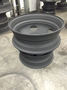 Old Tractor Rims Fire Pit Fire Pit Pinterest Tractor