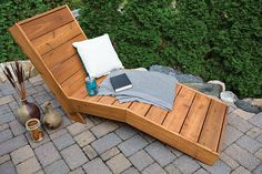 9 Build-It-Yourself Outdoor Furniture Ideas