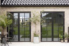 Modern Barn, Modern Farmhouse, Exterior Design, Interior And Exterior, Future House, My House, Casa Loft, Barn Renovation, Dream House Exterior