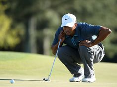 Interview cost Tiger Woods two-stroke penalty at Masters, not illegal drop