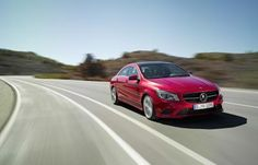 2014 Mercedes-Benz CLA 250 Coupe - Mercedes introduces an affordable, yet still stylish model to US markets. Mercedes Benz Cla 250, New Mercedes, Kia Rio Sedan, Cla 45 Amg, Detroit Motors, Luxury Car Brands, Luxury Cars, Detroit Auto Show, European Models