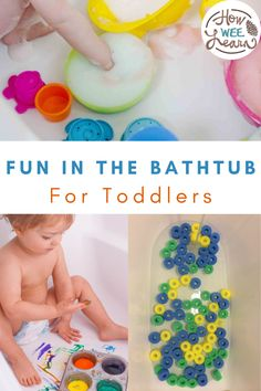 These bathtub activities for toddlers are perfect for some easy fun. If it is a rainy day activity you are after, just pop those two year olds in the tub and let them splash and play the morning away! Playing in the bathtub is also great for sensory play and learning too. Educational Activities For Preschoolers, Science For Toddlers, Activities For 2 Year Olds, Creative Activities For Kids, Time Activities, Toddler Activities, Easy Toddler Crafts, Rainy Day Crafts, Mo Willems