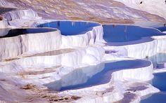 Limestone Pools, Pamukkale (Turkey)