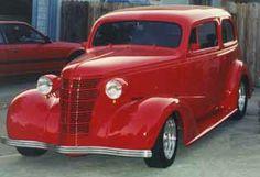 1938 Chevy Sedan