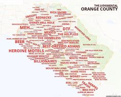 Orange County, CA by Michael F. Michael F. Copr. 2014. All Rights Reserved.