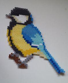 Perler bird.