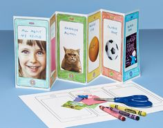"""Get to know new students with this tech-savvy twist on the """"all about me"""" book.I'm going to use it as a """"holiday recount"""" First Day Activities, Library Activities, Back To School Activities, School Ideas, Classroom Activities, Classroom Crafts, Classroom Organization, Classroom Ideas, Beginning Of The School Year"""