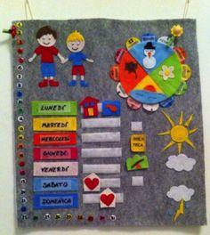 Tavola delle attività Montessori 6