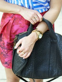 Sequins And Stripes, Lady, Accessories, Summer, Fashion, Moda, Summer Time, Fashion Styles, Fashion Illustrations