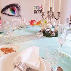 Table Decorations, Furniture, Home Decor, Elegant, Decoration Home, Room Decor, Home Furnishings, Home Interior Design, Dinner Table Decorations