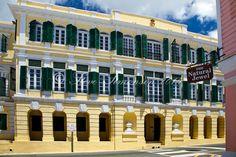 Christiansted, St. Croix.US Virgin Islands