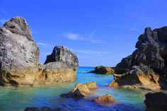 Bermuda- Pink sand beach