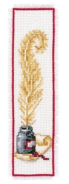 .cross stitch book mark
