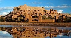 Ouarzazate – el Hollywood en el desierto de Marruecos