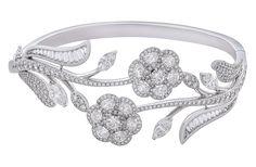 Diamond Bangles | Diamond Cuffs by Nirav Modi