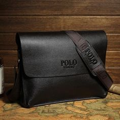 62a70d7aaf U.S polo assn small diaper messenger bag USED ONCE PERFECT CONDITION 2  LARGE POCKET ON · Leather MenMens ...