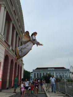 Teatro Amazonas ,  Anjo de Natal