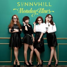 Sunny Hill (써니힐) - Monday Blues