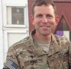 Thank you to all our troops who serve us, especially those who are deployed during the holiday season! Army Chaplain Father Tyson Wood supports soldiers missing home at Christmas, and it will be the third Christmas he will spend on deployment himself.