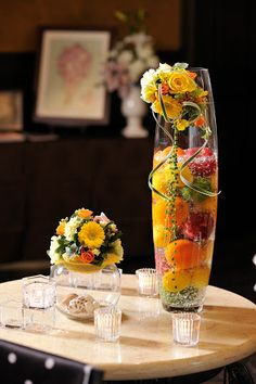 テーブルコーディネート お花 - Google 検索