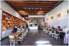 Resultado de imagen de blue bottle coffee shops