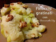 Finocchi Gratinati con Besciamella Vegan e Farina di Mandorle