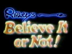 Ripley's Believe It or Not! (1982) TV Series (1982 - 1986)