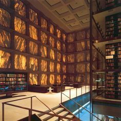 AD Classics: Beinecke Rare Book and Manuscript Library / Skidmore, Owings,