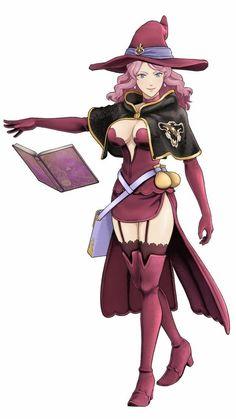 Vanessa Enoteca from Black Clover Anime Echii, Chica Anime Manga, Anime Comics, Anime Naruto, Black Clover Asta, Black Clover Anime, Female Characters, Anime Characters, Fantasy Characters