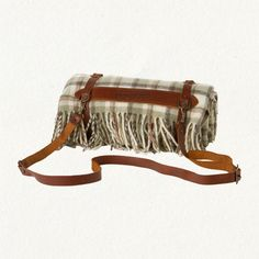 Pendleton Lambswool Throw $98- I hate picnics but this would be good for the park.
