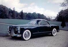 1951 Bentley Mark VI Facel-Metalon Coupé