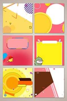 Flat geometry double twelve propaganda electricity supplier Taobao train background#pikbest#backgrounds