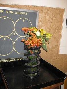 Spring vase...
