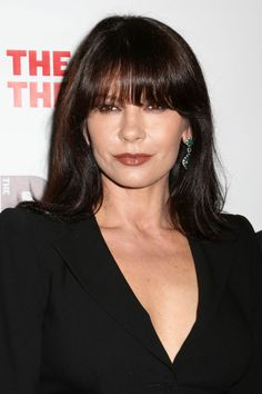 Actress Catherine Zeta Jones looked stunning at the opening night of the show