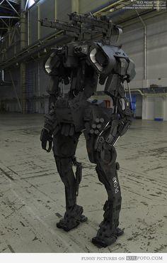 Real Life Terminator