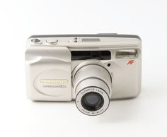 Olympus Superzoom 80G 35mm Point and Shoot Film Camera by Tiddalik