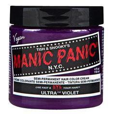 Ultra Violet - Classic #ManicPanic