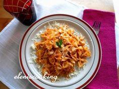 Φαρφάλε με Αρωματική Κόκκινη Σάλτσα   Είμαστε Γυναίκες   Το απόλυτο γυναικείο περιοδικό Macaroni And Cheese, Grains, Rice, Ethnic Recipes, Food, Mac And Cheese, Essen, Meals, Seeds